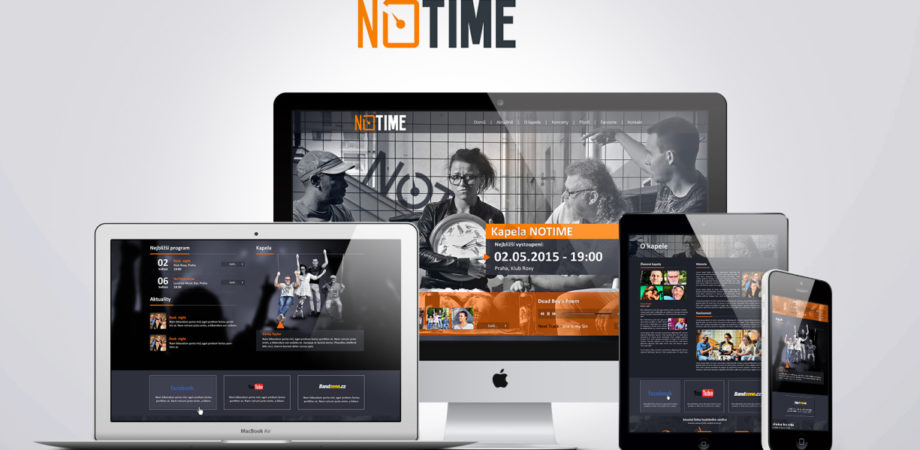 NOTIME - Music Band - M-PRO