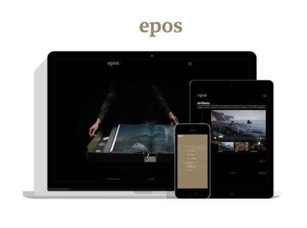 Epos - Alphonse Mucha 2019