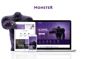 Monster-Job-Portal-project