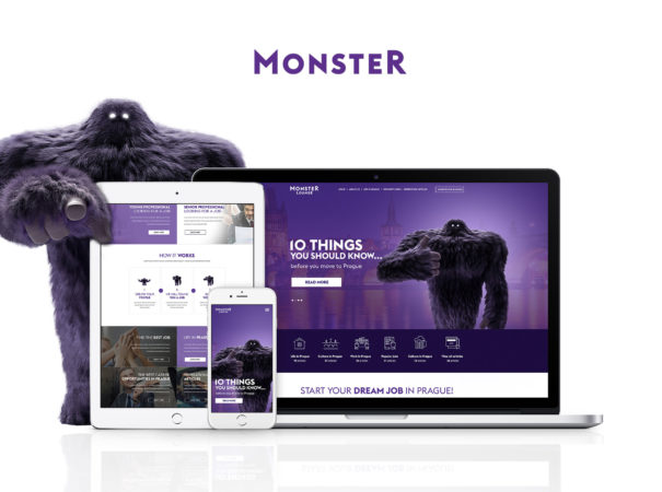 Monster-Job-Portal-project
